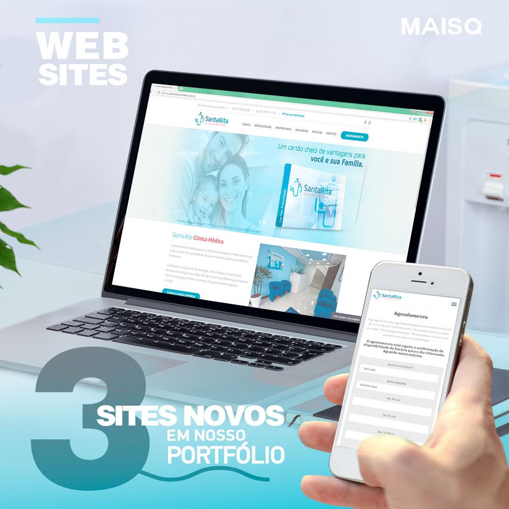 _agencia_maisq_marketing_publicidade_propaganda_brusque_criação_site_santa_rita_clinica_medica